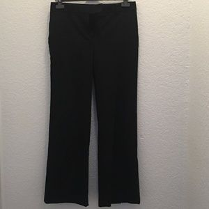 AUTHENTIC HELMUT LANG Black boyfriend slacks